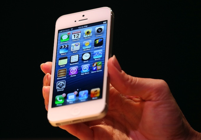 Встречаем — iPhone5!