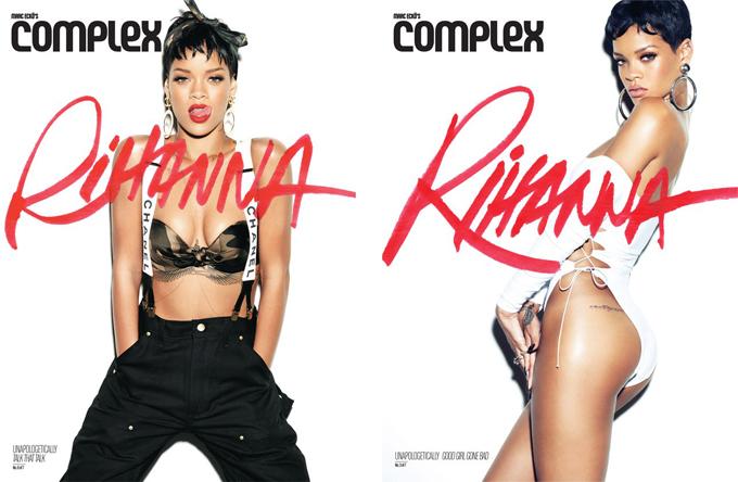 Рианна для Complex Magazine