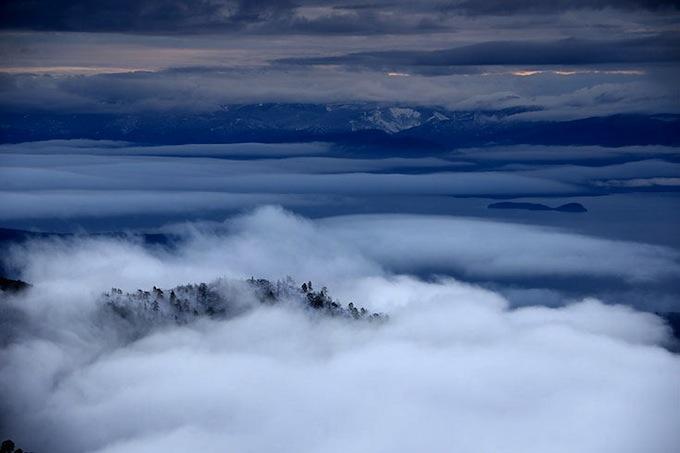 Жемчужина Сибири фотографа Маркуса Мауте
