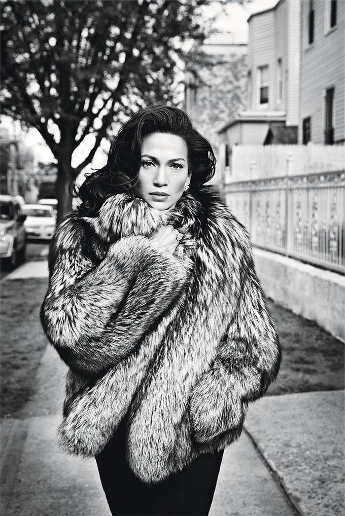 Дженнифер Лопес в W Magazine