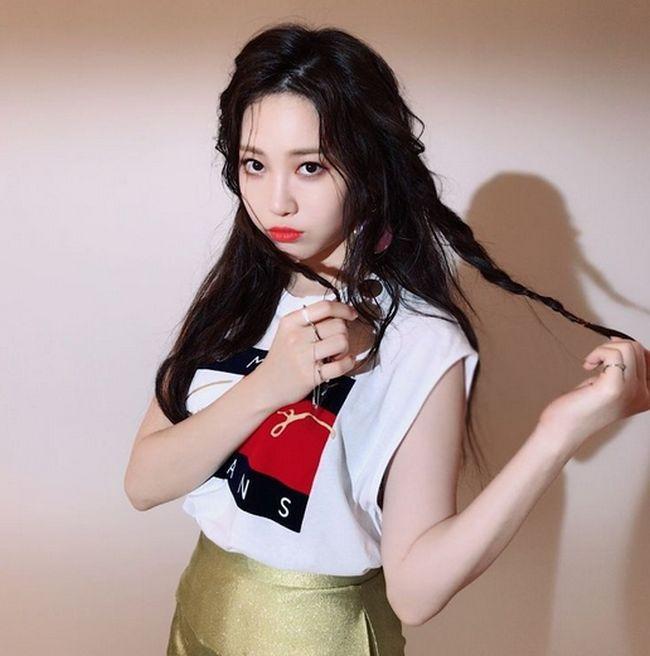 Девушки из корейской группы Girl's Day стали олимпийскими послами