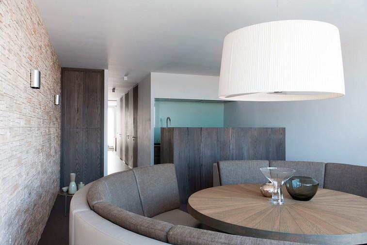 Дизайн интерьера квартиры River  Ij от Remy Meijers